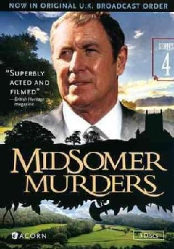 Midsomer Murders: Series 4 (DVD)