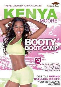 Kenya Moore: Booty Boot Camp (DVD)
