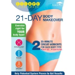 Escape Your Shape: 21-Day Body Makeover (DVD)