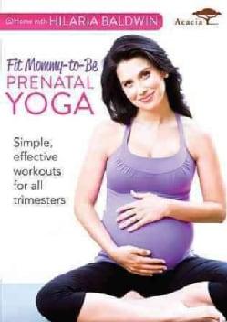 Hilaria Baldwin: Prenatal Yoga (DVD)