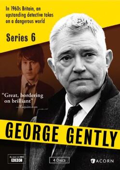 George Gently Series 6 (DVD)