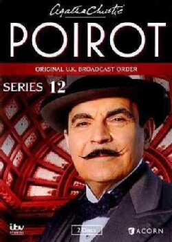 Poirot Series 12 (DVD)