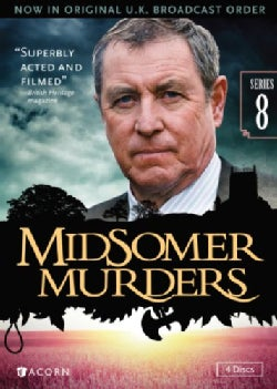 Midsomer Murders: Series 8 (DVD)
