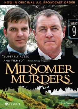 Midsomer Murders: Series 9 (DVD)