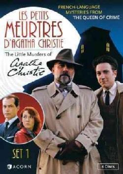 Les Petits Meurtres D'Agatha Christie: Set 1 (DVD)