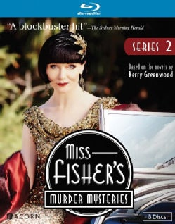 Miss Fisher's Murder Mysteries Series 2 (Blu-ray Disc)