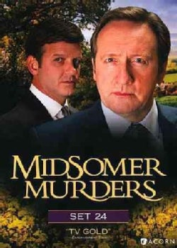Midsomer Murders Set 24 (DVD)