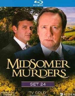 Midsomer Murders Set 24 (Blu-ray Disc)