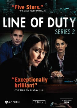 Line Of Duty: Series 2 (DVD)