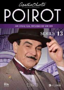 Poirot: Series 13 (DVD)