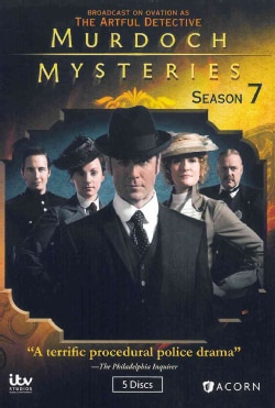 Murdoch Mysteries: Season 7 (DVD)
