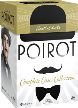 Poirot: Complete Cases Collection (DVD)