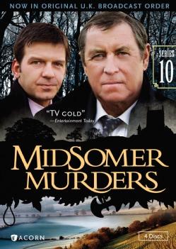 Midsomer Murders: Series 10 (DVD)