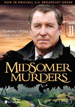 Midsomer Murders: Series 11 (DVD)