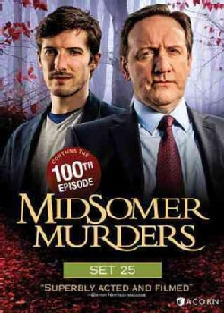 Midsomer Murders: Series 25 (DVD)