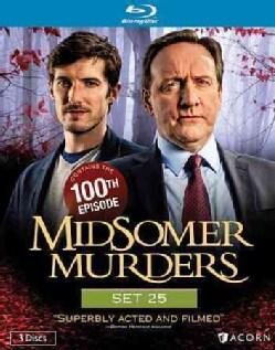 Midsomer Murders: Series 25 (Blu-ray Disc)