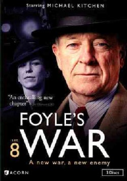 Foyle's War: Set 8 (DVD)