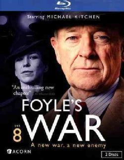 Foyle's War: Set 8 (Blu-ray Disc)