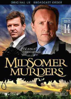 Midsomer Murders: Series 14 (DVD)