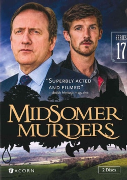 Midsomer Murders: Series 17 (DVD)
