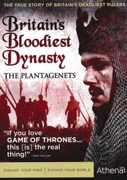 Britain's Bloodiest Dynasty: The Plantagenets (DVD)