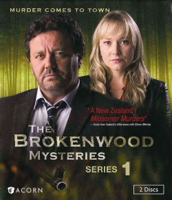 Brokenwood Mysteries: Series 1 (Blu-ray Disc)