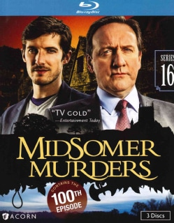 Midsomer Murders: Series 16 (Blu-ray Disc)