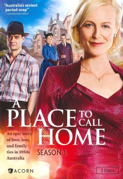 A Place To Call Home: Season 3 (DVD)