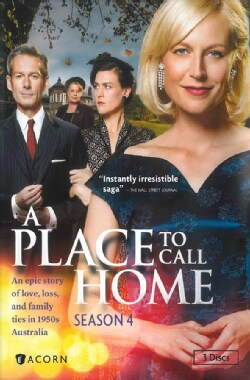A Place To Call Home: Season 4 (DVD)