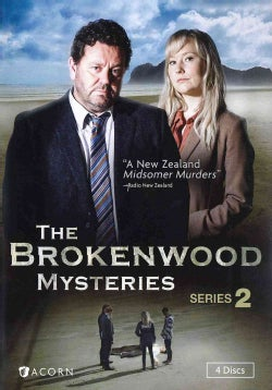 Brokenwood Mysteries: Series 2 (DVD)