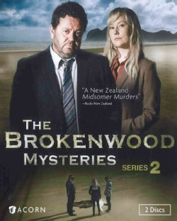 Brokenwood Mysteries: Series 2 (Blu-ray Disc)