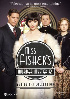 Miss Fisher's Murder Mysteries: 1-3 Collection (DVD)