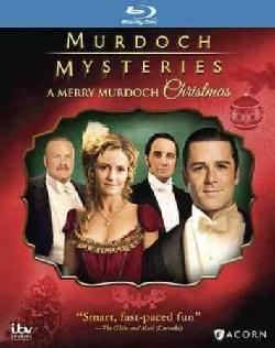 A Murdoch Mysteries Christmas (Blu-ray Disc)