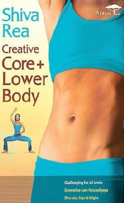Shiva Rea: Creative Core + Lower Body (DVD)