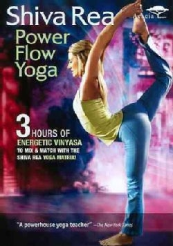 Shiva Rea: Power Flow Yoga (DVD)