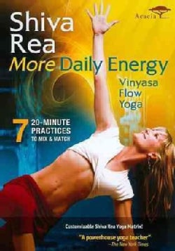 Shiva Rea: More Daily Energy (DVD)