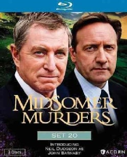 Midsomer Murders Set 20 (Blu-ray Disc)