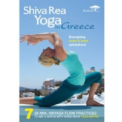 Shiva Rea: Yoga in Greece (DVD)