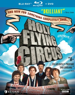 Holy Flying Circus (Blu-ray/DVD)