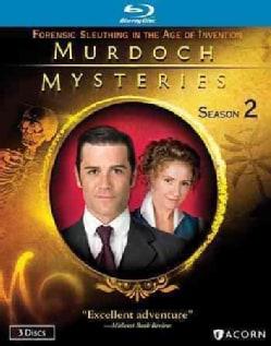 Murdoch Mysteries Collection: Season 2 (Blu-ray Disc)