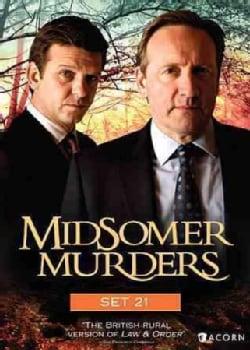 Midsomer Murders: Set 21 (DVD)