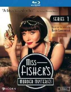Miss Fisher's Murder Mysteries, Series 1 (Blu-ray Disc)