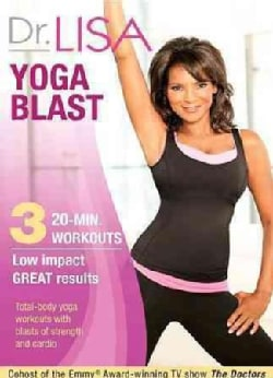Dr. Lisa: Yoga Blast (DVD)