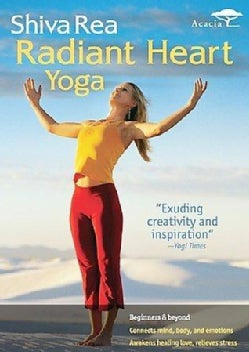 Shiva Rea: Radiant Heart Yoga (DVD)