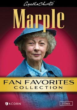 Agatha Christie's Marple: Fan Favorites Collection (DVD)