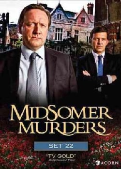 Midsomer Murders, Set 22 (DVD)