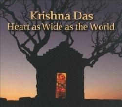 Krishna Das - Heart As Wide As The World
