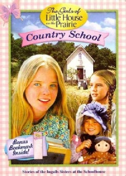The Girls Of Little House On The Prairie: Country School (DVD)