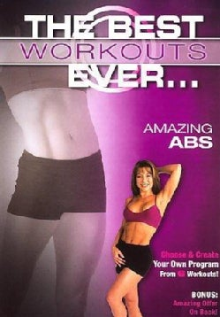 The Best Workout Ever...Abs (DVD)