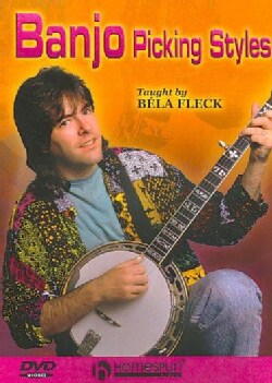Bela Fleck Teaches Banjo Picking Styles (DVD)